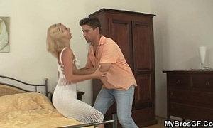sexy blonde videos